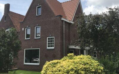 Nieuwbouw Sportlaan Volendam