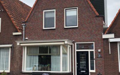 Renovatie tussenwoning Volendam